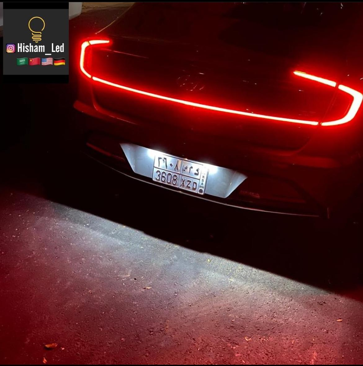 مؤسسه هشام لإناره الليد للسيارات شركه بروماكس تقنيه المانية 0565521979 P_17858te1r1
