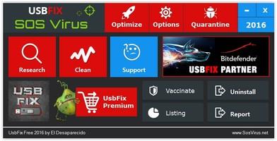 تحميل برنامج usbfix 2020لإزالة الفيروسات
