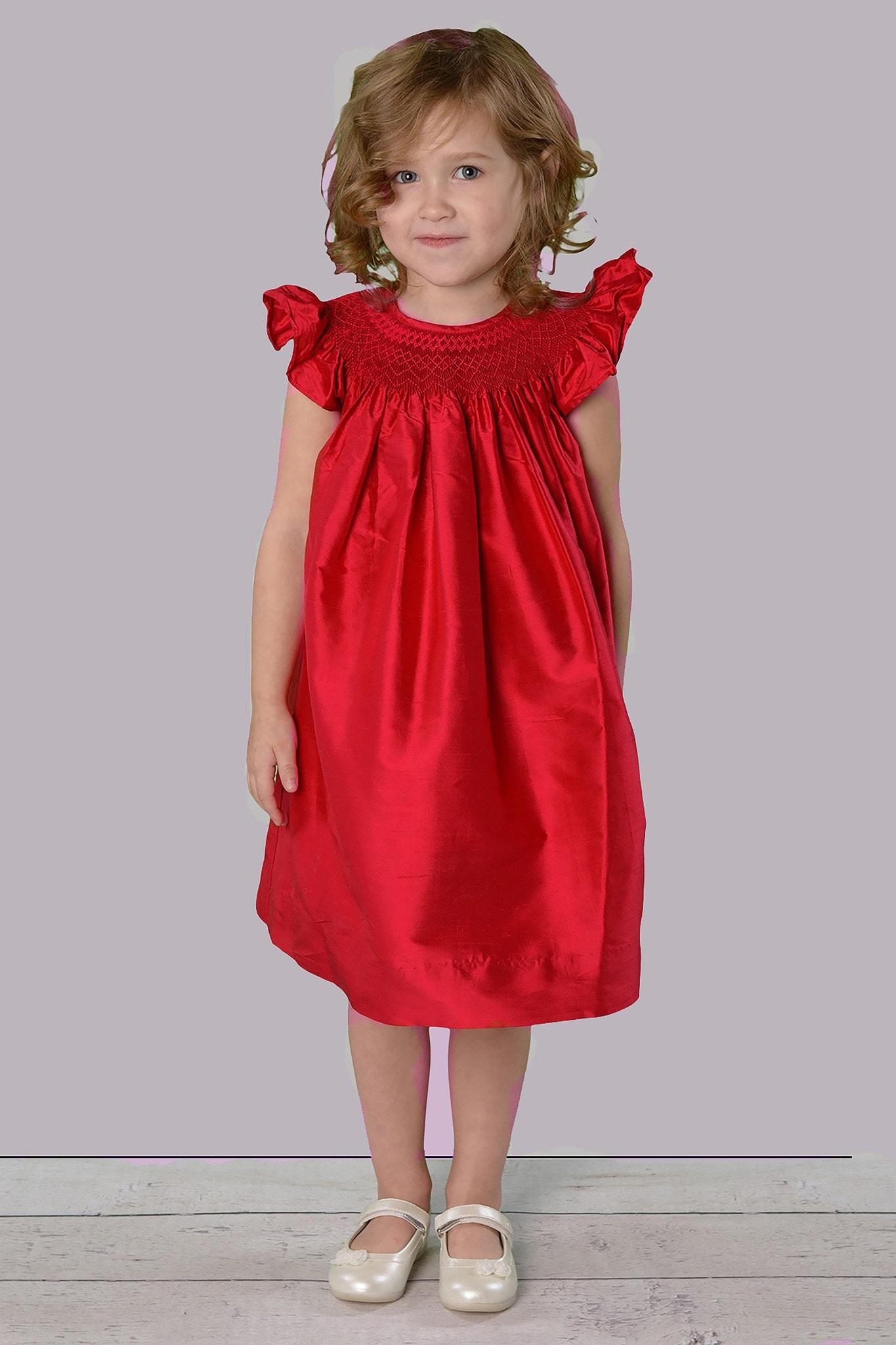 احدث  واحلى ازياء للاطفال واجمل التصاميم الحمراء للبنات P_386x8dlb8