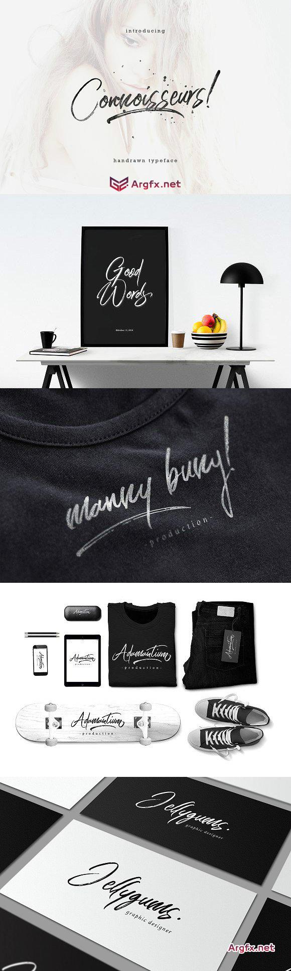 Connoisseurs Typeface 965008
