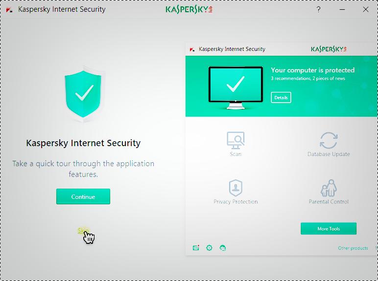 تحميل وتفعيل Kaspersky Internet Security 2018 + شرح احترافي لكامل خصائص البرنامج+ التفعيل مدي الحياة P_606m6l9010